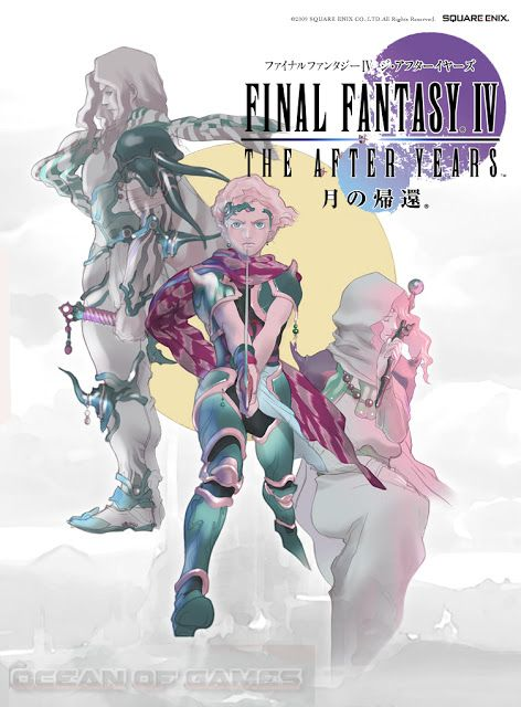 Final Fantasy IV The After Years Free Download PC Game setup for windows. Final Fantasy IV The After Years is an episodic role playing game. Final Fantasy IV The After Years PC Game 2015 Overview Final Fantasy IV The After Years is developed and published under the banner ofSquare Enix. This game was released for Microsoft Windows on11thMay 2015. You can also downloadFinal Fantasy XIII. NowFinal Fantasy IV The After YearsPCgame has been fully remake in 3D and you are now able to play it on…