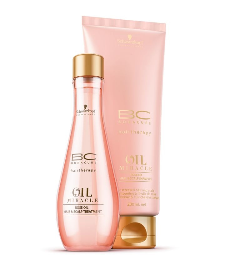 Schwarzkopf Professional BC hairtherapy Oil Miracle Rose Oil.