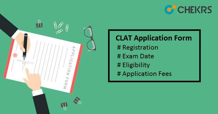 Clat Application Form 2020 Last Date Eligibility Criteria Apply Online Application Form Apply Online Online Registration Form