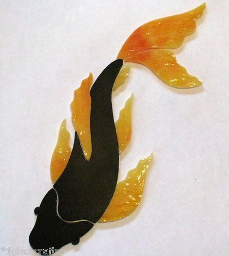 1000 images about stained glass on pinterest prague for Baby butterfly koi