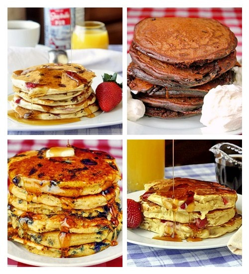 Happy Pancake Day! Who's having pancakes for dinner? Was it tradition to hide coins in your pancakes on Pancake Day. My siblings and I always ate ourselves practically sick trying to gather the most cash! Find several great pancake recipes on our website.