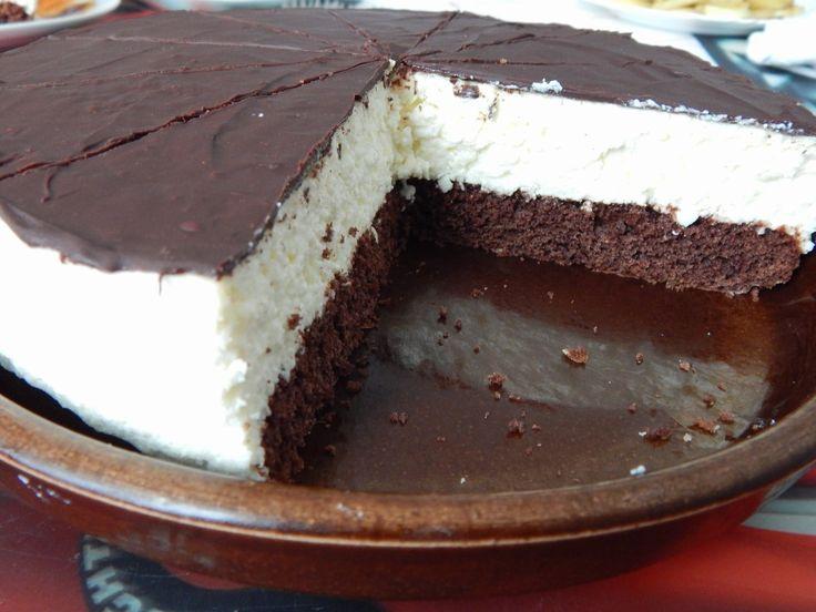 Túró Rudi torta recept