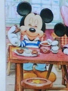 yaplog.jp mickey | ダッフィーのカフェ :: ミッキー☆スマイル|yaplog ...