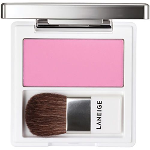 Amore Pacific LANEIGE Pure Radiant Blush 6 Colors / 4 g with a natural finish #LANEIGE