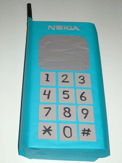 Sinterklaas surprise Telefoon ( Mobiel )