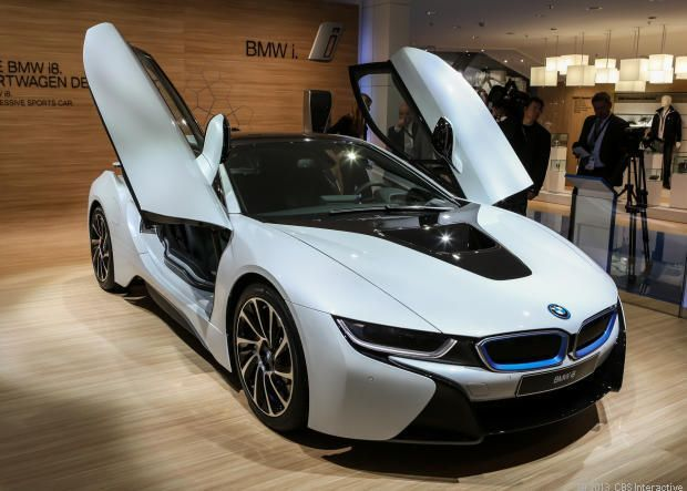 2014 BMW i8 Live the Lifestyle @ WUNmastermind.net
