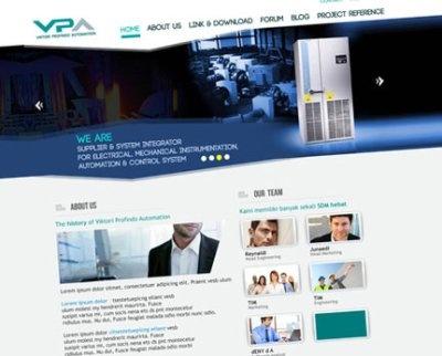 Bagaimana Desain Website Mempengaruhi Bisnis Online? Saat ini setiap bisnis membutuhkan desain yang bagus sebagai identitas perusahaan mereka. Desain yang bagus membentuk kualitas sebuah brand [.....