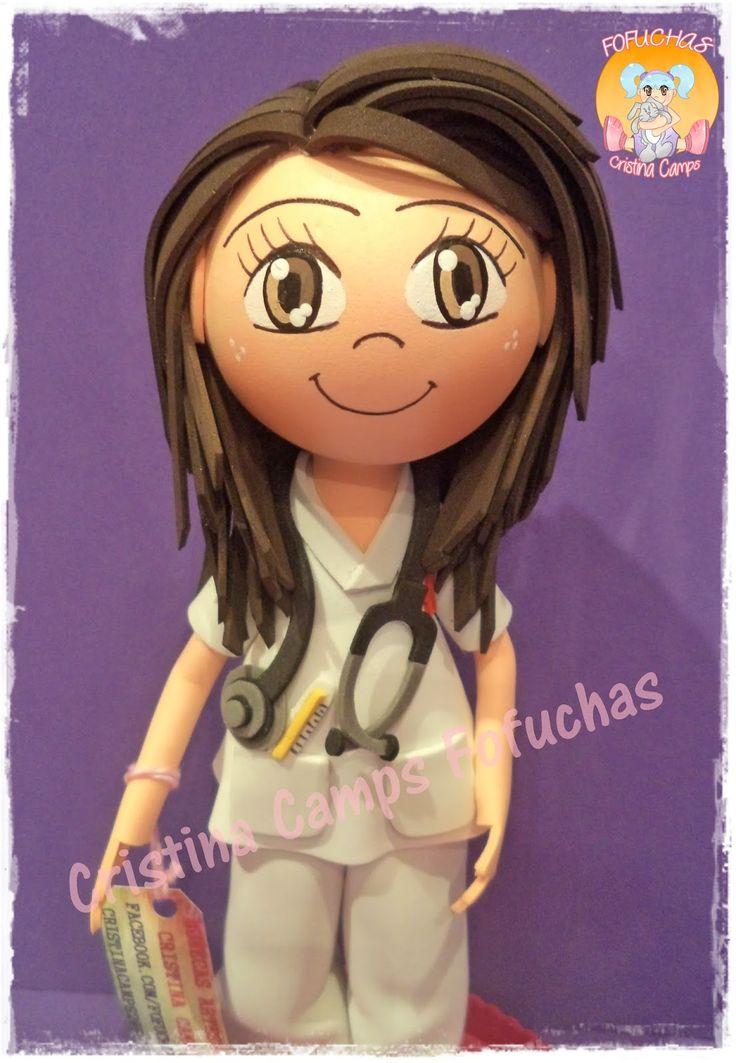 Fofucha enfermera 2