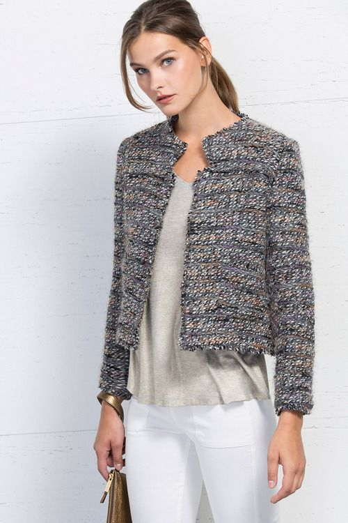 Buscar Crochet Google Patrones Chaqueta Tejidos Con Mujer TawSTqH