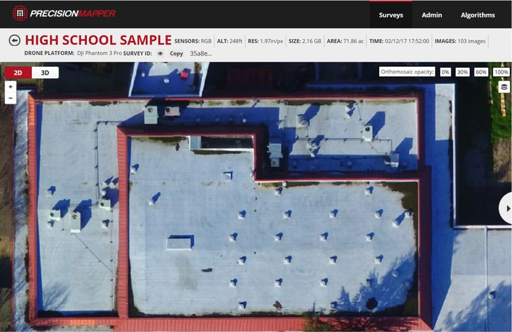 PrecisionHawk Now Offers Its Drone Mapping Software for Free | Drone360 Magazine