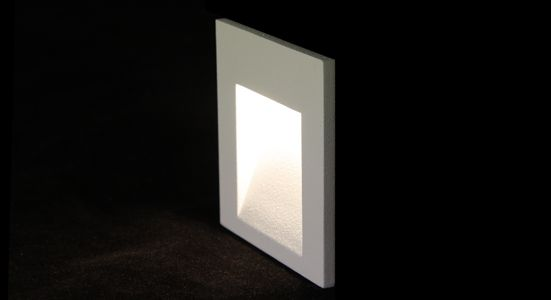 Stealth Recessed - This path/orientation light is ideal in applications where footholds are prohibited and recessed mounting is available. Featuring a masonry and plaster mounting kit this fitting is quick and easy to install.