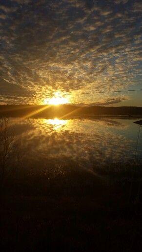 Simon Lake Greater Sudbury  Ontario Canada