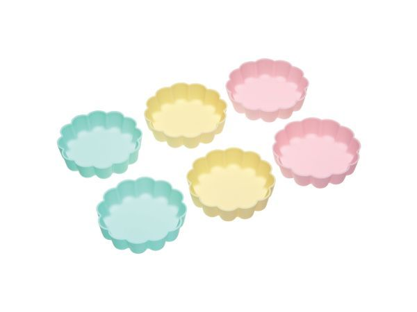 Sweetly Does It Silicone Mini Tart Cases Pack of 6 - Yuppiechef