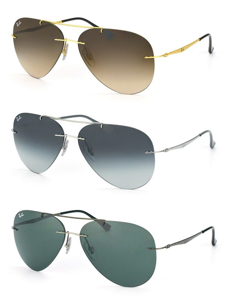 Ray Ban Tech - Light Ray sunglasses come in a variety of trendy colors.