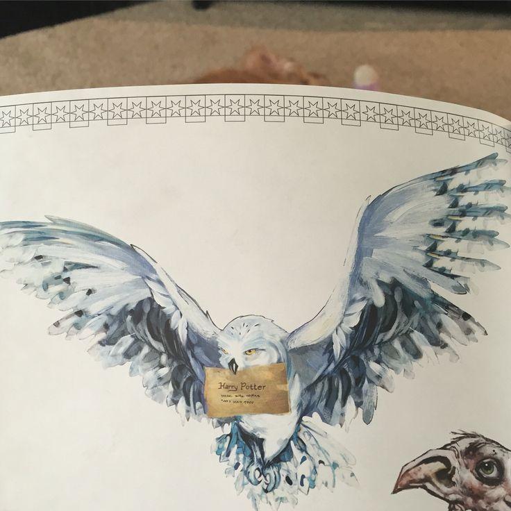 Harry Potter Hedwig Tattoo, das ich vorhabe. Ich werde wie immer eine Bedeutung hinzufügen.