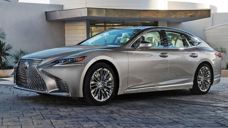 2020 Lexus Lss