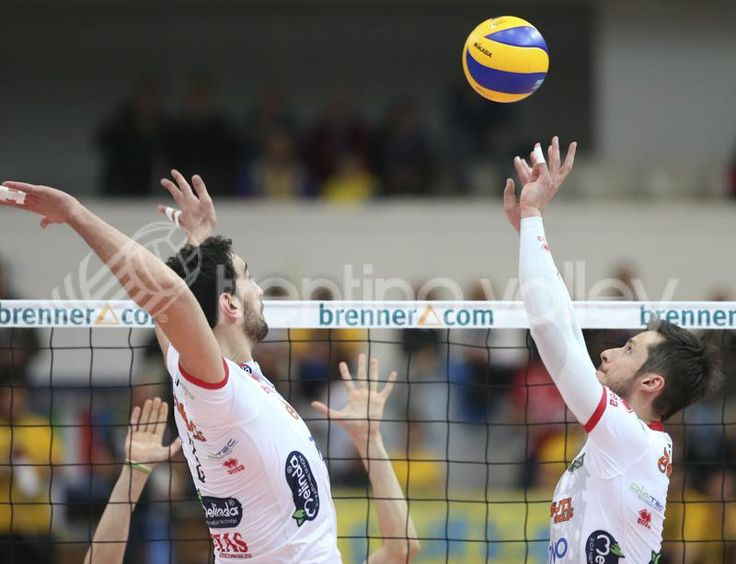 Zygadlo e Birarelli #trentinovolley #volley