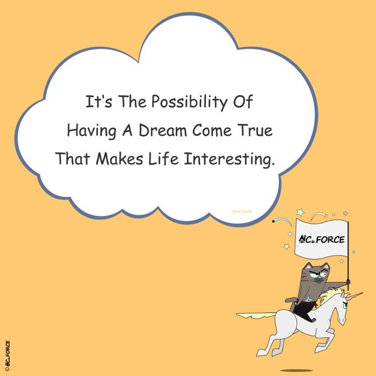 It's the possibility of having a dream come true that makes life interesting. #success #derams #possibility #cometrue #makelifeinteressting #havingadream #motivation #inspirational #wisdom #quotes #sayings