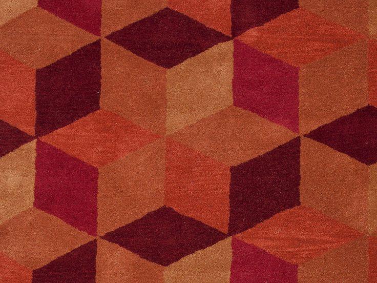 1000 images about haken on pinterest minion crochet for Modern carpet pattern red