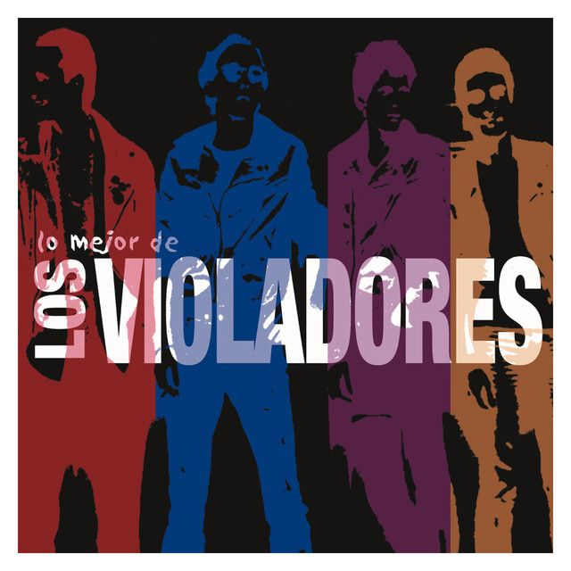 """1-2 Ultraviolento"" by Los Violadores was added to my Discover Weekly playlist on Spotify"