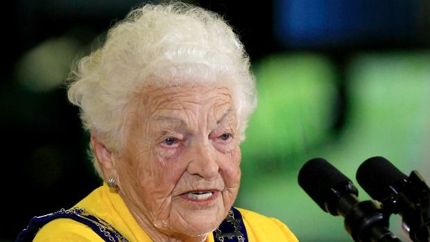In the words of Hurricane Hazel: 5 memorable quotes from Hazel McCallion | The Current with Anna Maria Tremonti | CBC Radio