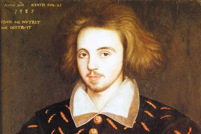 How the ghost of Christopher Marlowe haunts English literature