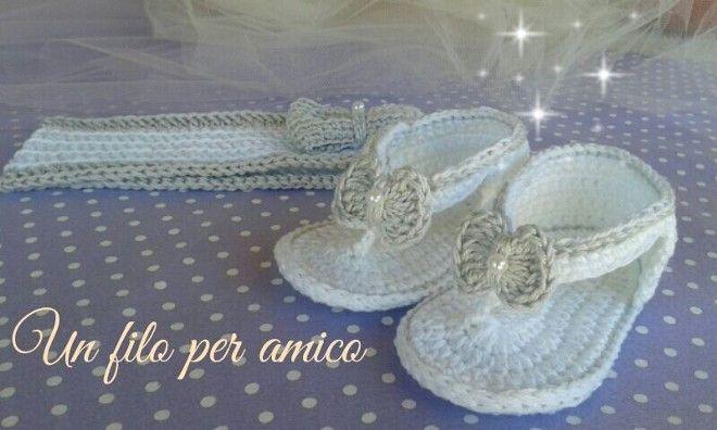 Sandalo baby