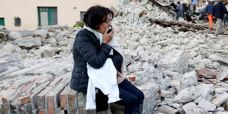 How To Help Victims Of Italy's Earthquake - http://www.huffingtonpost.com/entry/how-to-help-victims-italy-earthquake_us_57bf020de4b085c1ff27f8c5