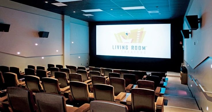 Living Room Theaters Fau