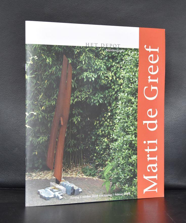 het depot # MARTI DE GREEF # 2008, nm++