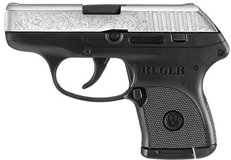 Ruger LCP Special Edition 380. Would be nice for a very inconspicuous concealed.
