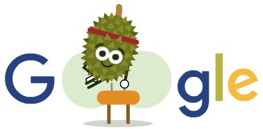 Day 15 of the 2016 Doodle Fruit Games! Find out more at g.co/fruit | Google Doodle 08/19/2016