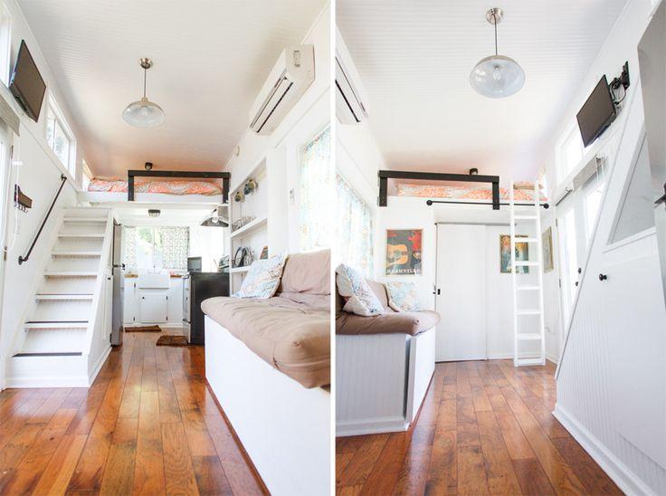 The 2 X 4 Tiny Homes On WheelsTiny