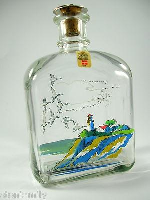 Holmegaard Tourist Bottle DecanteR