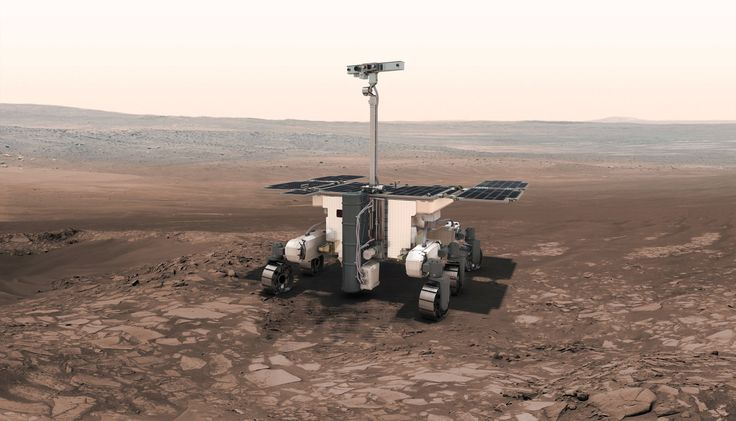 Next-Gen Mars Rover Will Explore Potentially Habitable Regions of the Red Planet