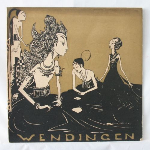 Wendingen-art-deco-magazine-1928-no-5-Hindu-Sculpture-from-Java-Indonesia