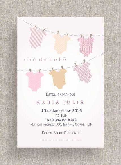 Convite Digital Chá de Fraldas 18