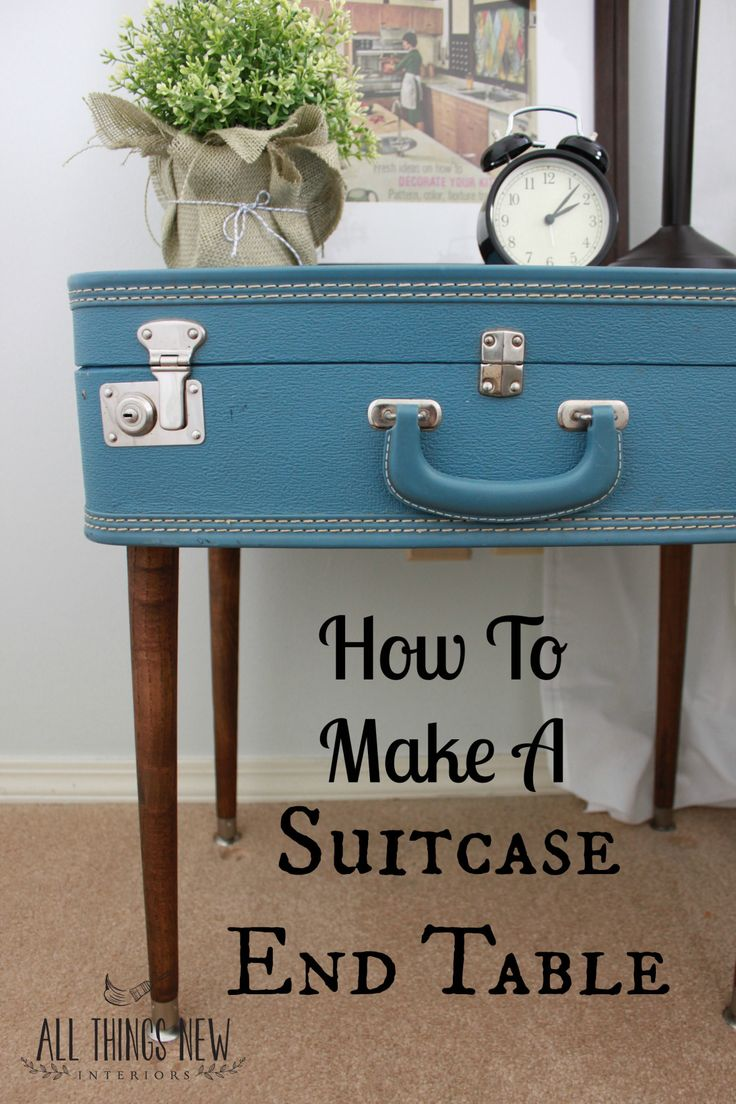 suitcase end table 1