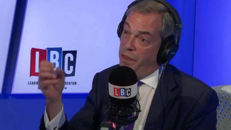 Nigel Farage : Switzerland & Norway's EU Deal