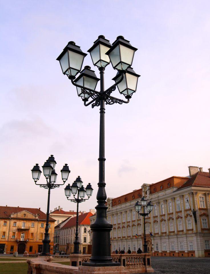 Timisoara, Romania. Credits: Monica Tanase