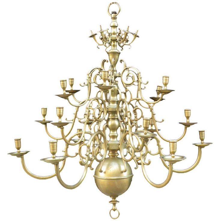 17 Best images about Lighting – Large Brass Chandelier