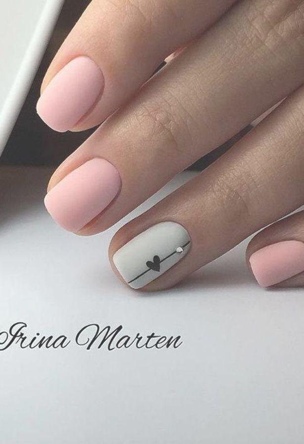 Short Nail Designs: Des designs pour les ongles courts à essayer #nails #naildesign # …   – Nails