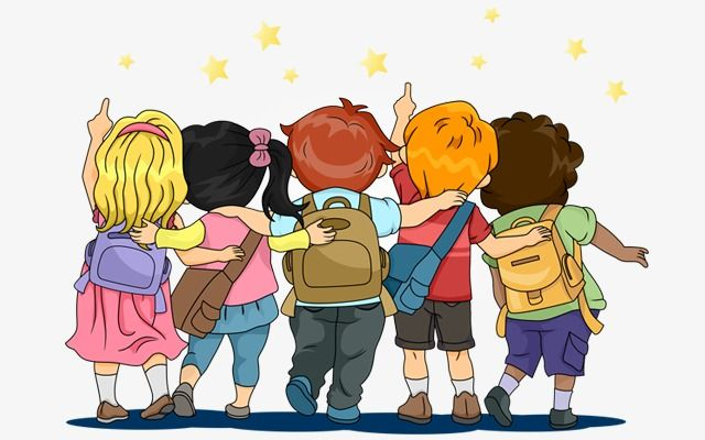 Student Student Clipart Cartoon Characters Illustration Png