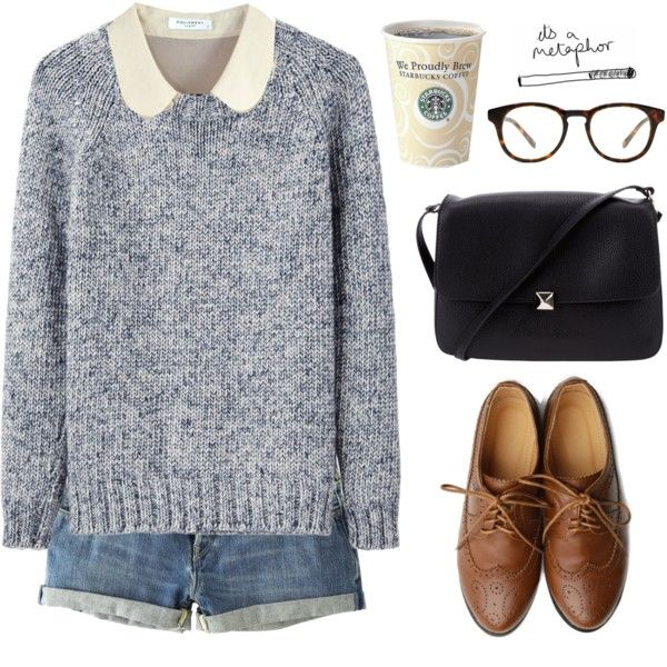 It's a metaphor by jocelynj17 on Polyvore featuring Rachel Comey, Equipment, Jack Wills, Ollio, Valentino and Madewell