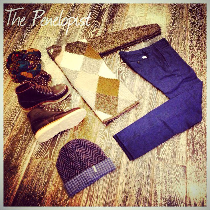 #ThePenelopist #Man   www.penelope47.com  #Department5 #AlteaMilano #ChippewaBoots #Chippewa #InBedWithYou #SMoritz #SMoritzItaly #MenStyle #KnitWear #MensWear #Style #ShopOnLine #Penelope47 #EnjoyTheStyle #FashionBlog