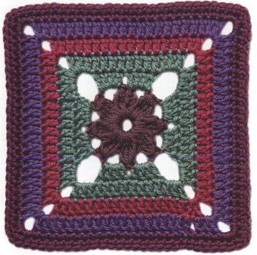 Patrón #1225: Carpeta Begonia a Crochet. | CTejidas [Crochet y Dos Agujas]