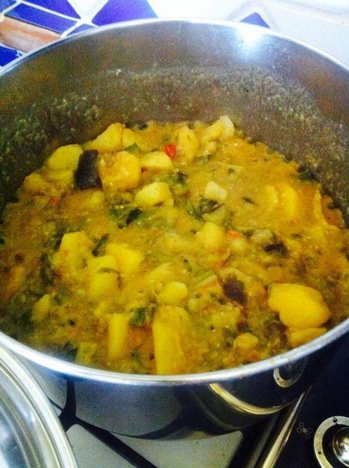Uno squisito stufato di verdure fresche di stagione, cotte tutte assieme in abbondante olio di oliva  #Puglia