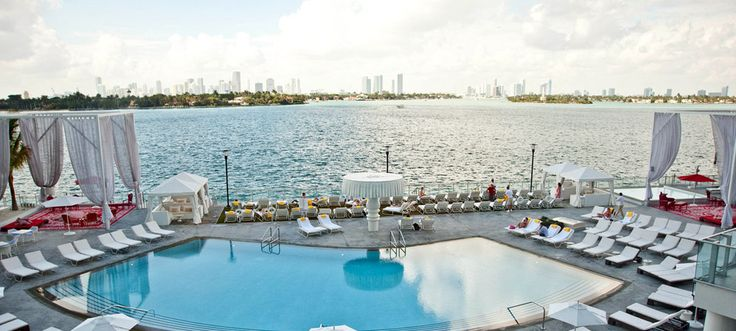 As the biggest Winter storm in decades hits parts of the USA, some naming it the 'Polar Vortex'. ..... Why not head to Miami and soak up some SoBe (South Beach) rays.   The Mondrian South Beach Hotel offers spectacular views of the Atlantic Ocean and downtown #Miami.  http://www.infinityholidays.com.au/product/Miami-2950755