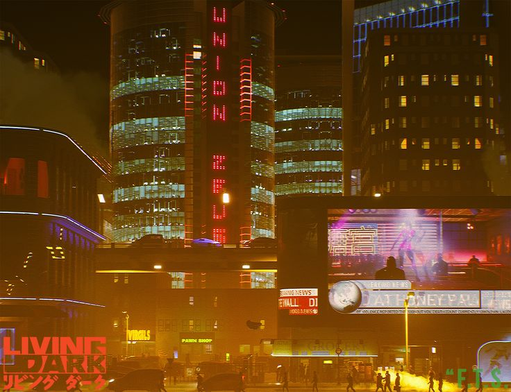 Welcome to Vox a near-future city straining under tensions it can barely control… Fight for friends, factions or your own future, but survive at all costs in a society where justice is only for the powerful. A neo-noir adventure driven by a procedural narrative, Living Dark is yours to define.  Everything's Connected  https://livingdark.com/