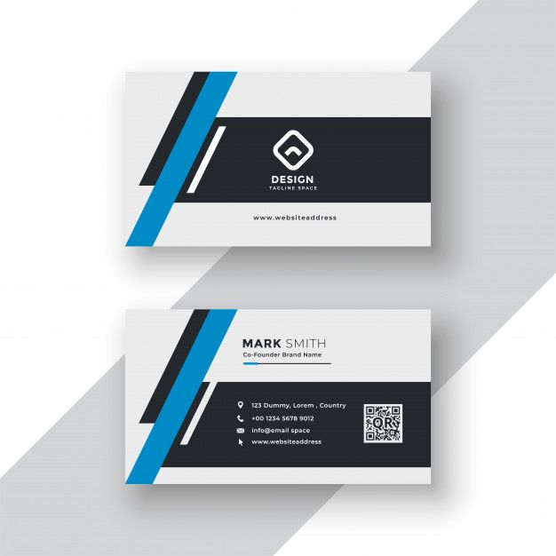 Download Modern Professional Business Card Template Design For Free Professional Business Cards Templates Business Card Template Professional Business Cards